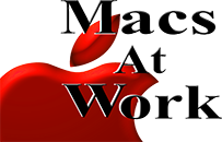 Macs at Work, Inc. Logo